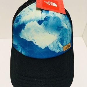 THE NORTH FACE Ice Photobomb Baseball Hat Cap NWT